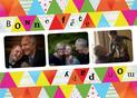 Bonne fête mon papi colorée et joyeuse (personnalisation 2)